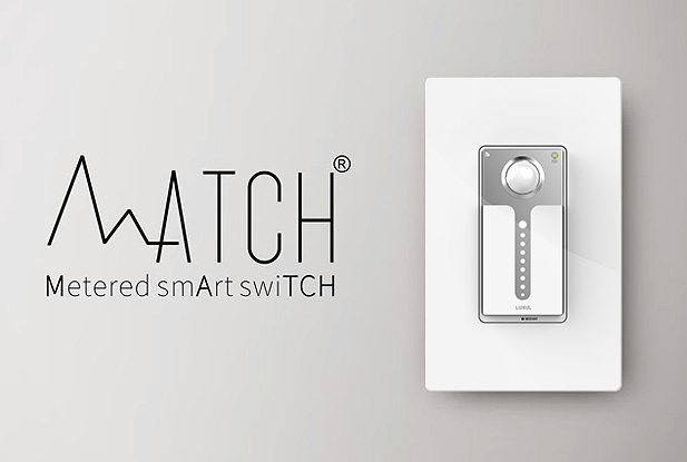 Match Metered Smart Switch