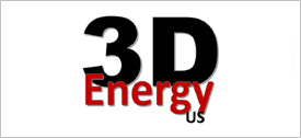 3D Energy US logo