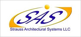 Strauss Architectural Systems Logo