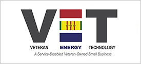 Veteran Energy Technology logo